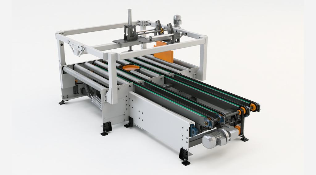 Cape – Conveyor – MRP + QV