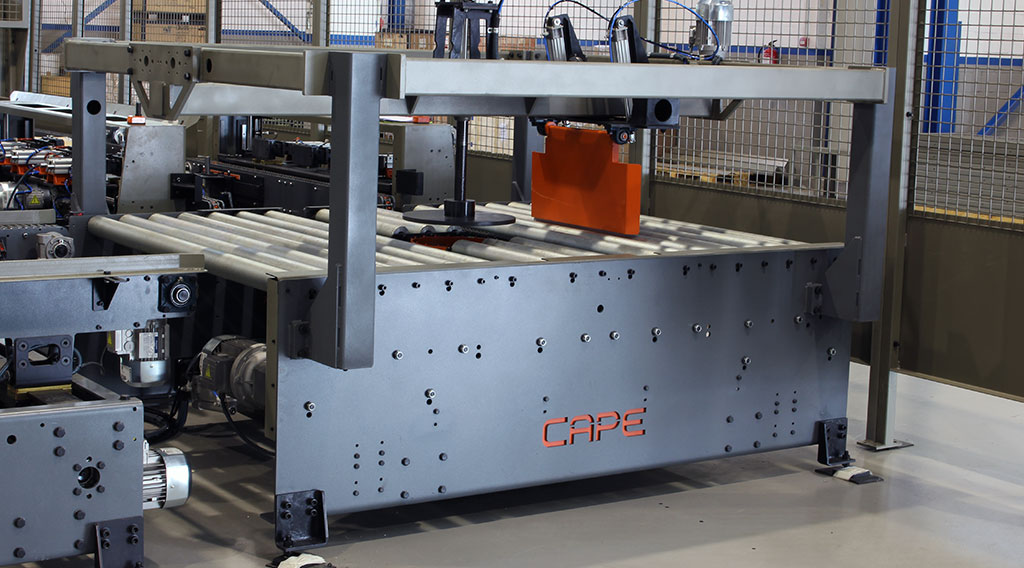 Cape – Conveyor – MRP + QV