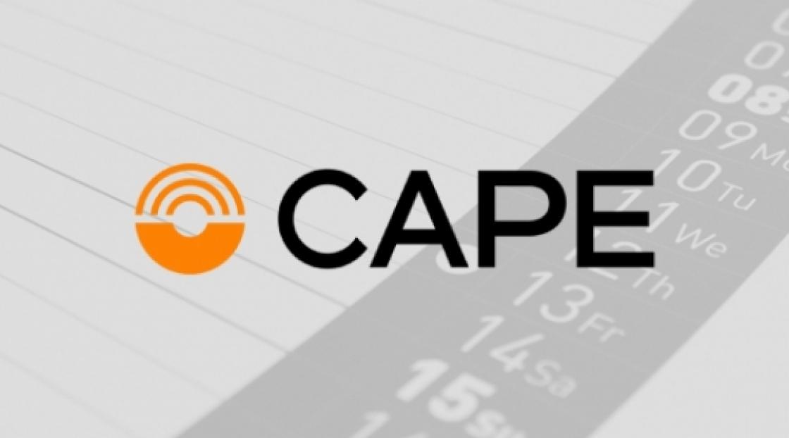 Cape – 2021 Calendar